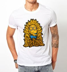New-Unisex-Mens-Womens-Minion-Parody-Game-of-Thrones-T-SHIRT-Tee-Top-S-M-L-XL