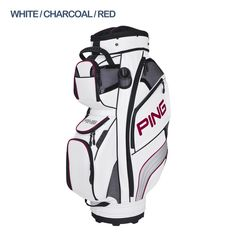 ca32d1ce32 Ping DLX Cart Bag 2013 - I want this! Trolley Cart