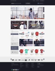 SAHARA - Fashion 12 - Ultimate Responsive Magento Themes