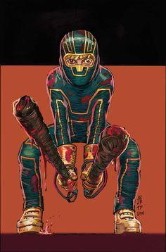 John Romita jr. dibuja la portada de Kick-Ass 3 #1. http://www.paninicomics.es/web/guest/preview_panini?id=88054