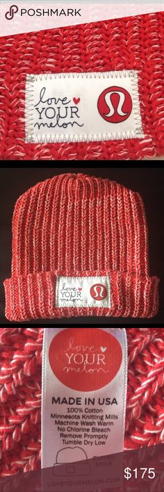 13303bf9f51dc4 Hat has 2 patches, so you are able to wear it cuffed or as a beanie.  lululemon athletica Other