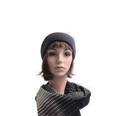 fef10da623334 Gorro Degrade Cinza  boinas  beret  berets  gorro Acessórios Femininos