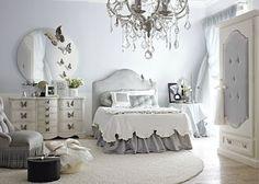 Dormitorios para Ni�as de Dise�o Italiano Elegante