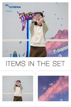 """""""*"""" by horror-vacui ❤ liked on Polyvore featuring art"""