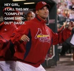 """""""Hey Girl, I call this my """"Complete Shut Out"""" Dance"""""""