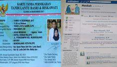 Desain Undang Pernikahan Indonesia Ini Bikin Ngakak Abiss