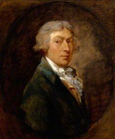 Self Portrait - Thomas Gainsborough