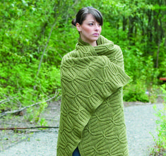 Ravelry: C224 Cascade Eco + Quilt and Cable Blanket pattern by Cambria Washington: Knitware & Patterns