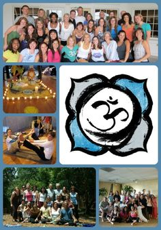 Past YTT groups at Peachtree Yoga.  Oct 6 marks the beginning of our 28th Yoga Teacher Training program!  www.peachtreeyoga.com