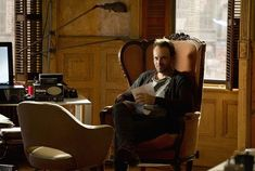 """Believe it or not, Sherlock Holmes' NYC home in the TV show """"Elementary"""" adopts elements of Steampunk style."""
