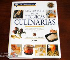 Guía completa de las técnicas culinarias  Le cordon bleu