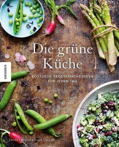 Die grüne Küche: Köstliche vegetarische Ideen für jeden Tag von David Frenkiel http://www.amazon.de/dp/3868736859/ref=cm_sw_r_pi_dp_nV3rvb0B5TZ6A