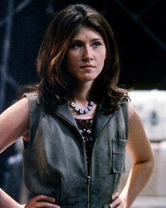 Jewel Staite as Kaylee Frye in Firefly 24X30 Poster picclick.com