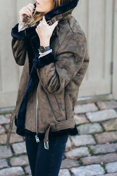 10 Faux Shearling Jackets Under $200