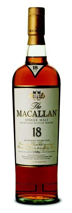 The Macallan 18.