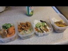▶ Meal prepping Ideas: What's Cooking in Ashley's Kitchen?: Bikini Competition Meal Prep - YouTube