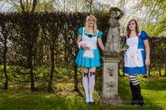 Elf fantasy fair 2014  (Alice madness returns and Alice in wonderland)