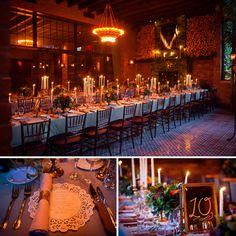 Real Wedding: Corinne + Norberto's New York Wedding