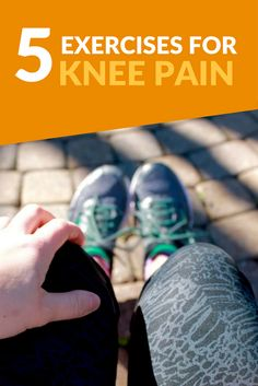 Alleviate aching knees with these strengthening exercises Fitness Fun, Fitness Tips, Aching Knees, Knee Strengthening Exercises, How To Strengthen Knees, Daily Exercise Routines, Gentle Yoga, Knee Pain, Fibromyalgia