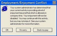 system administrator - LOL!