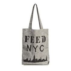 FEED NYC Bag for Sandy Relief - FNYC003