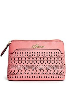 GUESS Women's Cosmetic Case