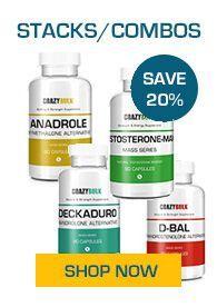 Crazy Mass Winnidrol Elite Series muscle endurance stamina & cutting stack bodybuilding legal steroids supplement reviews