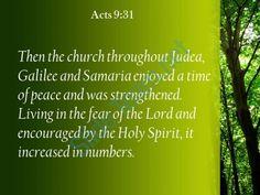 acts 9 31 samaria enjoyed a time of peace powerpoint church sermon Slide03http://www.slideteam.net