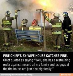 Best fire fighter ever