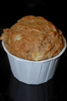 Under 100 calories: Whole Wheat Banana Muffins Only 93 calories. 22 carbs. 0 fat. 3 protein