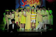 Seussical Jr. Who's Costumes by: Samantha Waldrop