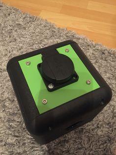 Power Cube / Energie  Würfel