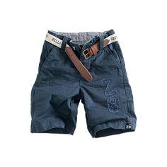 Z8 Bermuda Jort Navy bij Minimoda. #Jongenskleding #Jongens #Kinderkleding #Z8