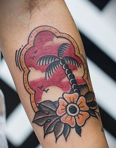 30 Amazing Traditional Tattoo Designs | Tattooton