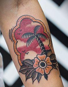 30 Amazing Traditional Tattoo Designs | Tattooton