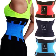 2016 Hot Body Shaper Slim Waist Tummy Girdle Belt Waist Cincher Underbust Control Corset Firm Waist Trainer Slimming Belly Band