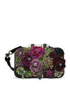 Mary Frances Purple Magic Handbag