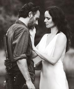 Rick and Lori ~ The Walking Dead