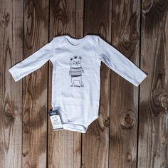 Long sleeve vest Bear  6-12 months