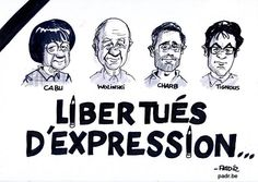 #JeSuisCharlie #CharlieHebdo #Wolinski #Cabu #Tignous #Charb #RIPCharlieHebdo #istanlook