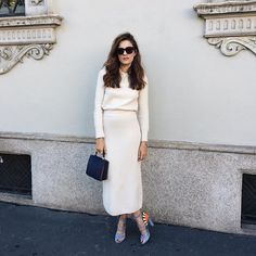Italians Do It Better: 10 It Girls to Follow Now - Eleonora Carisi-Wmag