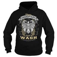 WASH WASHBIRTHDAY WASHYEAR WASHHOODIE WASHNAME WASHHOODIES  TSHIRT FOR YOU