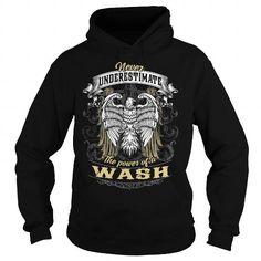 WASH WASHBIRTHDAY WASHYEAR WASHHOODIE WASHNAME WASHHOODIES  TSHIRT FOR YOU