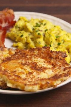Cauliflower Hash Browns Are The Low-Carb Breakfast Dream