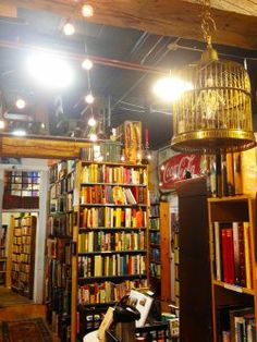 Untitled Used & Rare Books: Cozy & Eclectic bookstore in Sturgeon Bay, Wisconsin.