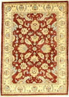 5' 2 x 7' 2 Classic Ziegler Rug  on  Daily Rug Deals