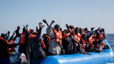 An Italian aid ship that rescued 49 migrants off Libya last month has been declared unfit for rescue operations at sea, the Italian coastguard said on Wednesday. Costa, Bbc World Service, Paradise Travel, Fire Works, Dinghy, African Countries, Search And Rescue, Summer Pictures, Ribs