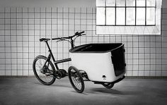 Tilt action cargo bicycles #bicycle