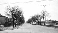 Lublin, ul. Zemborzycka, kwiecień 1971 r.