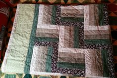 Quilt! Finally finished! Woo-hoo!